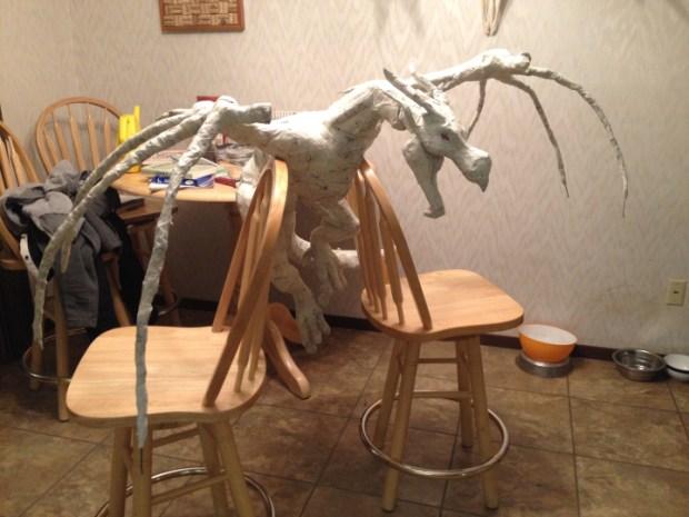 4-Paper-Mache-Dragon