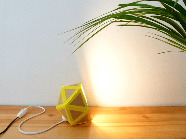 2ndfunniestthing_geometric_paper_lamp_01