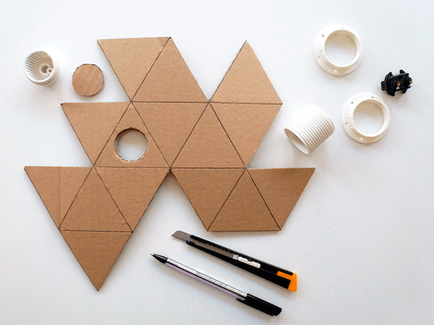 2ndfunniestthing_geometric_paper_lamp_02