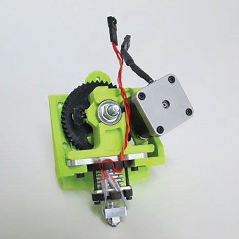 LulzBot Flexystruder