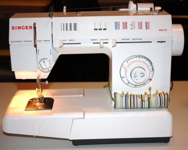 Sewing Machine Pin Cushion 5