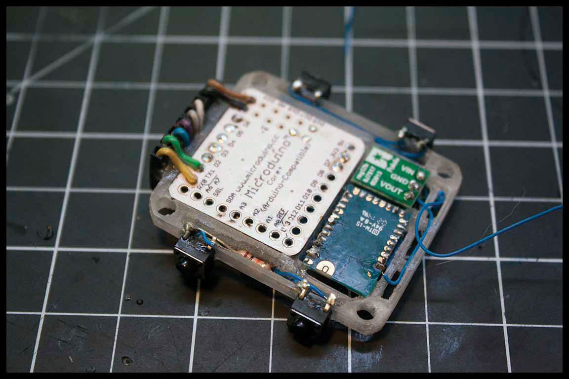Build Your Own Pebble: The DIY Smartwatch   Make: