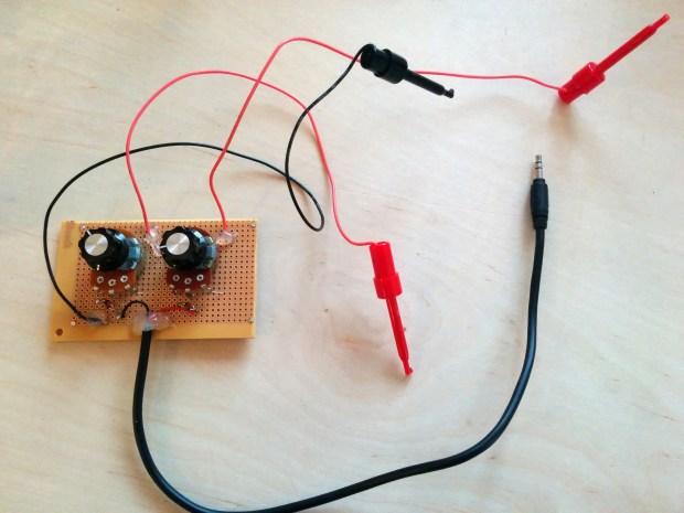 Sound Card Oscilloscope