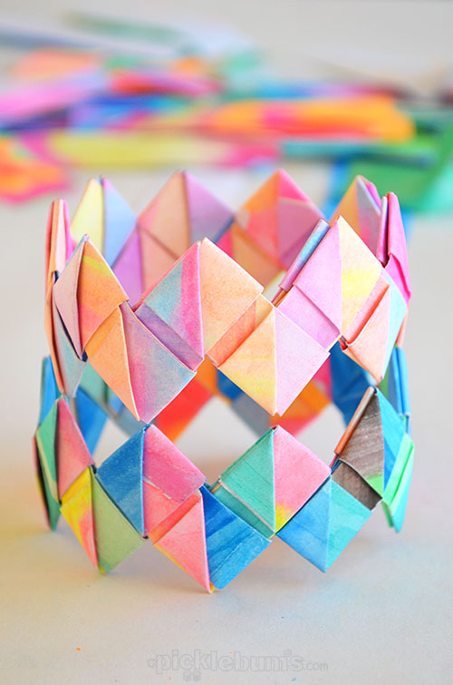 picklebums_folded_paper_bangle_bracelets_01