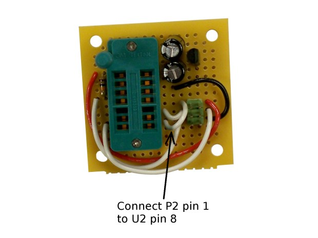 ATtiny24 Programming Adapter