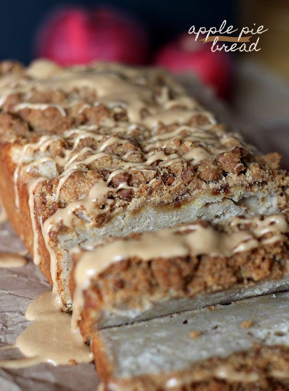 Recipe Apple Pie Bread Make