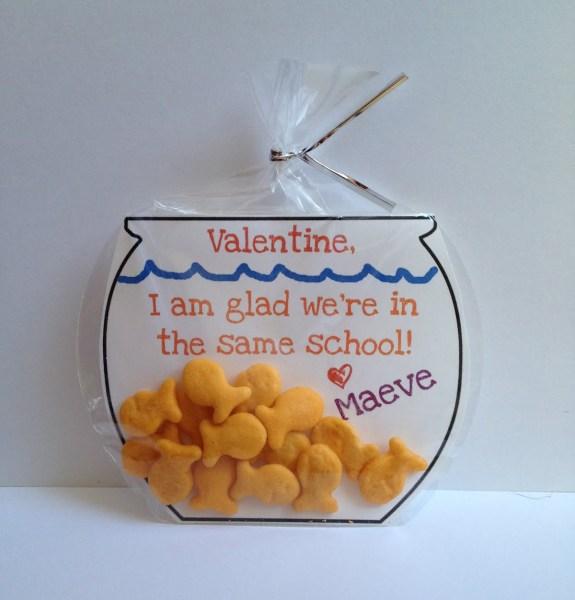 finished valentine