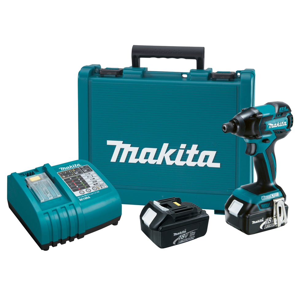 Makita Impact Driver Brushless With Battery