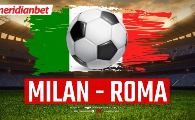 Milan Vs Roma Bet Live And Get An Extra Bonus With This