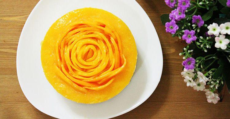 【甜點食譜】免烤箱!芒果起士蛋糕 – 媽媽經|專屬於媽媽的網站