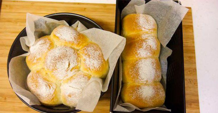 【食譜】減糖減油,優格鮮奶餐包 – 媽媽經|專屬於媽媽的網站