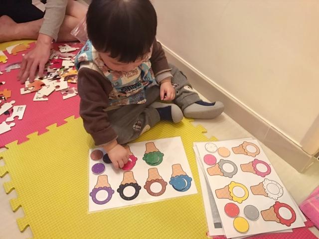 幼兒學習 | 免費育兒資源DIY教學工具分享-顏色配對篇 | 媽媽經|專屬於媽媽的網站