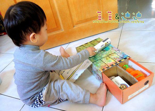鞋盒改造,玩具車收納盒和停車場~ – 媽媽經|專屬於媽媽的網站