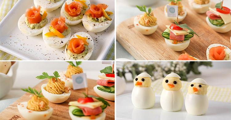 蛋蛋的逆襲!百變水煮蛋料理特輯 – 媽媽經|專屬於媽媽的網站