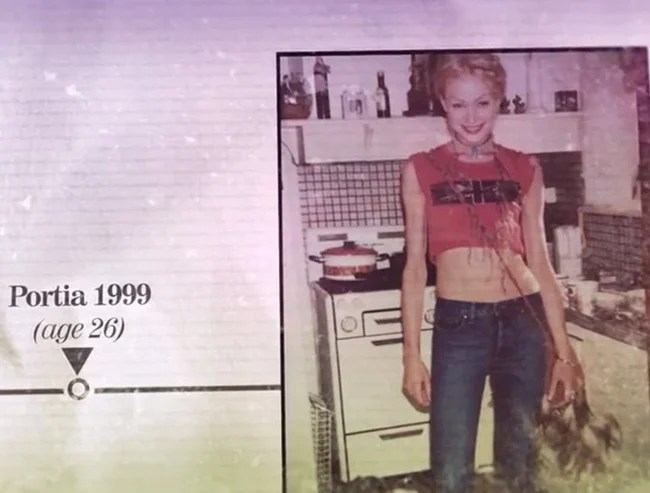 """Portia De Rossi On Eating Disorder: """"It's Just Horrible."""""""