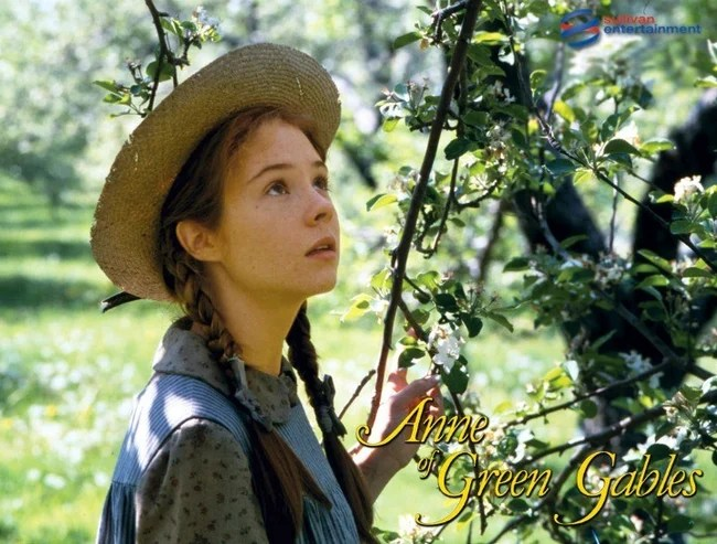 Green Shirley Anne Gables