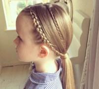Sweetheart hair designs: One mum's incredible braid skills.