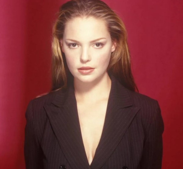 Katherine Heigl Short Hair Kind Of '80s Fabulous