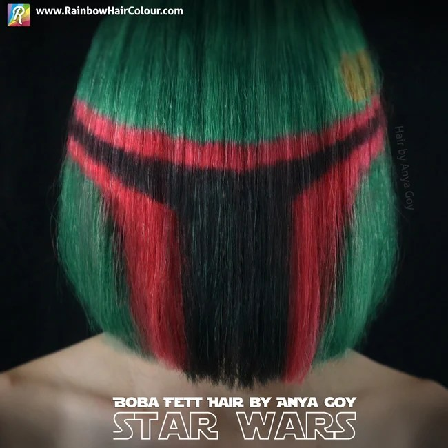 We Meet Rainbow Hair Specialist Anya Goy