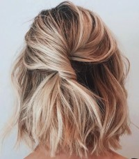 5 easy wedding hairstyles for short hair that aren't ...