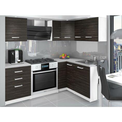 meuble cuisine d angle a prix mini