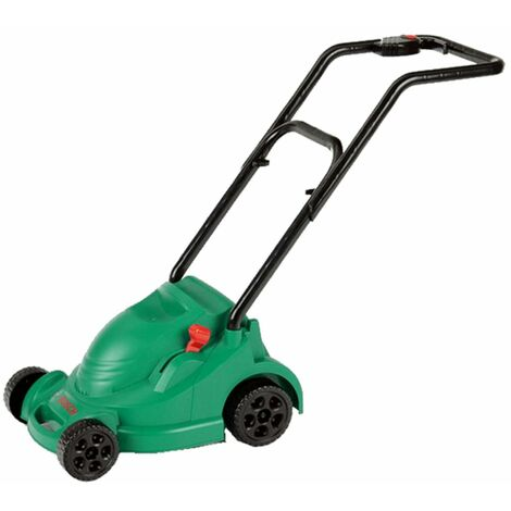 bosch toy lawnmower green