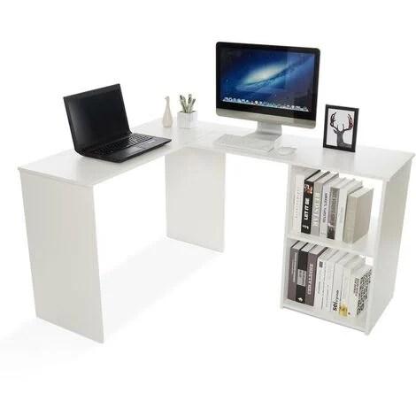 bureau angle avec rangement a prix mini