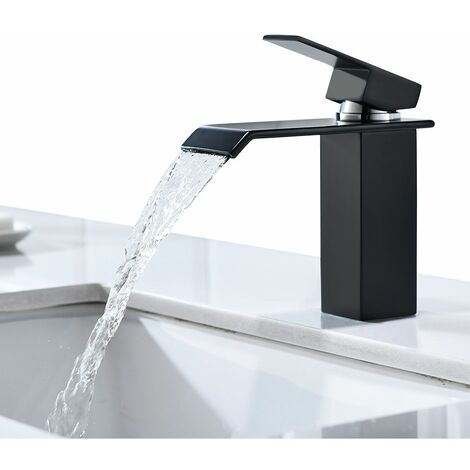robinet cascade noir a prix mini