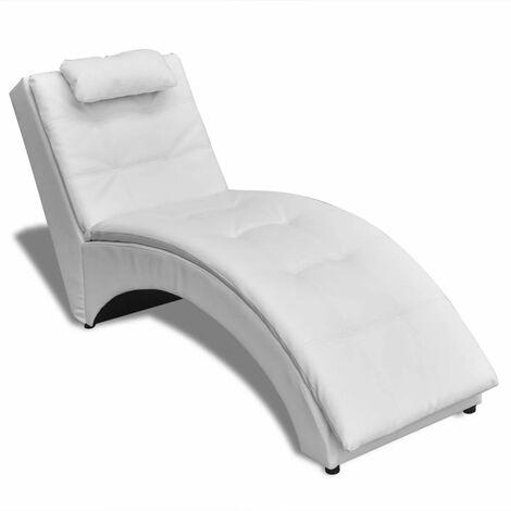 chaise longue pvc a prix mini