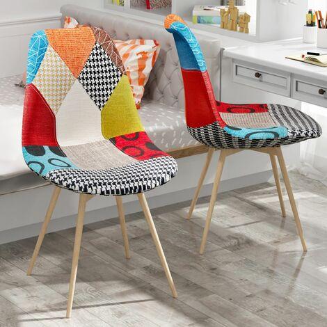 chaises scandinaves a prix mini