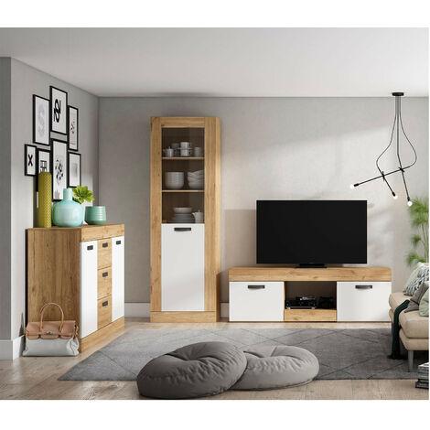 meuble tv 80 cm a prix mini