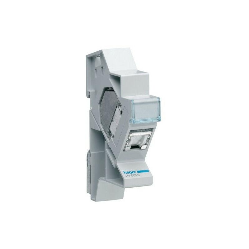 Connecteur Rj45 Cat 6 Stp Support Tn002s Hag Tn002s