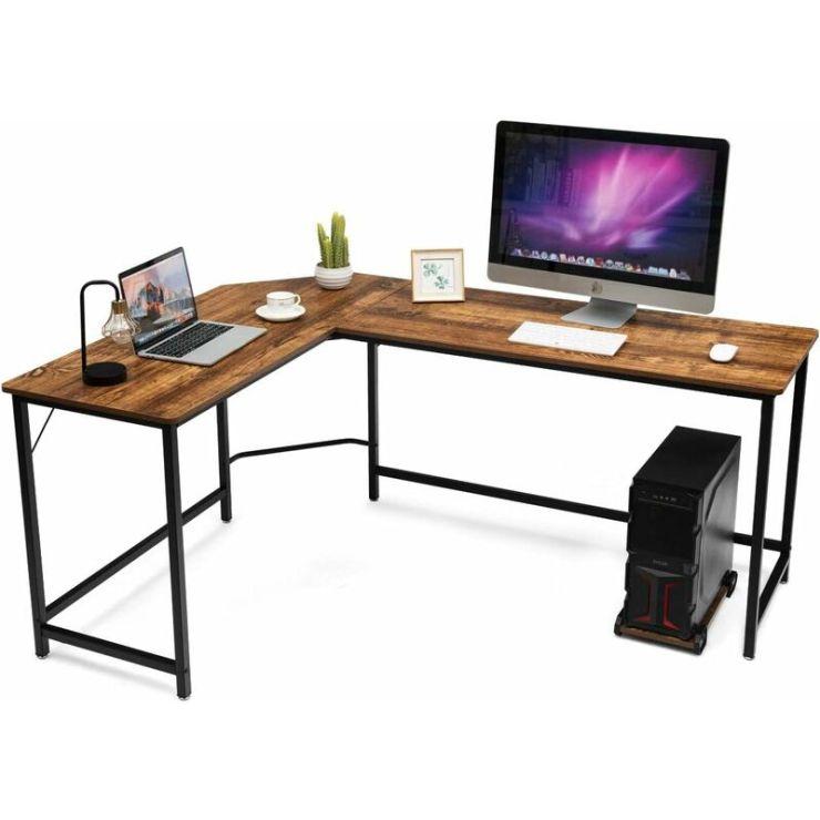 Schreibtisch L Form 2021