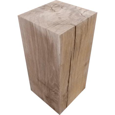 Cube Chene Massif A Prix Mini