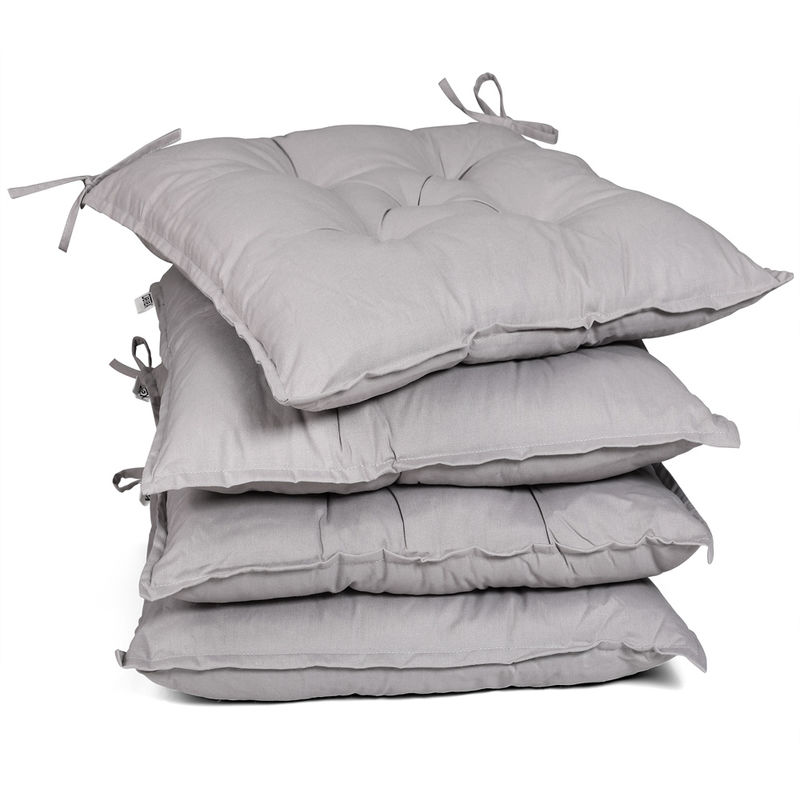 padded square seat cushion soft sponge