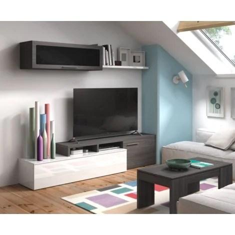 meuble tv d angle a prix mini