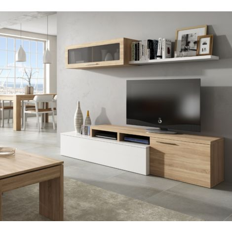 meuble tv 200 cm a prix mini