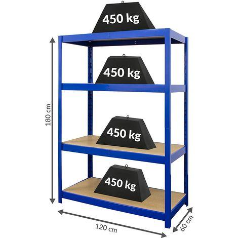 etagere profondeur 60 cm a prix mini