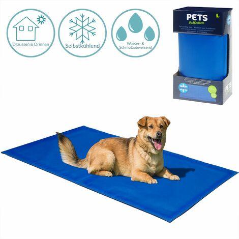 tapis rafraichissant pour animaux de compagnie chien chat taille au choix 30x40cm ou 60x80 cm auto refrigerant tapis refrigerant pour