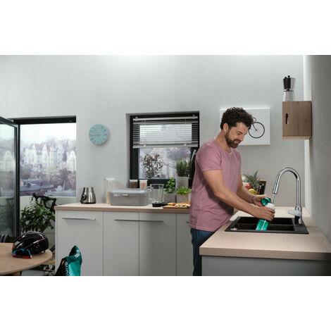 mitigeur de cuisine focus m42 220 avec
