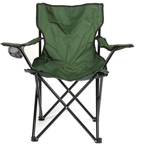 lot de 2 rouge chaise pliant fauteuil