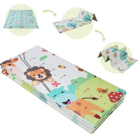 fixkit tapis de jeu pour bebe tapis d