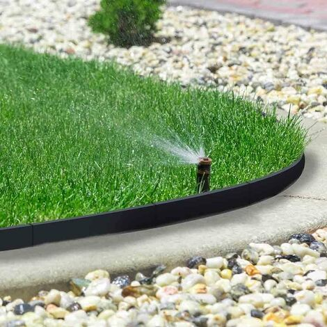 bordure de jardin flexible