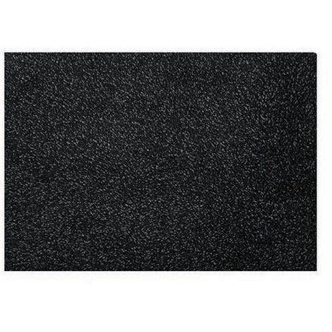 paillasson lavable madeinnature tapis d entree tres absorbant lavable en machine tailles au choix graphite anthracite 40x60cm
