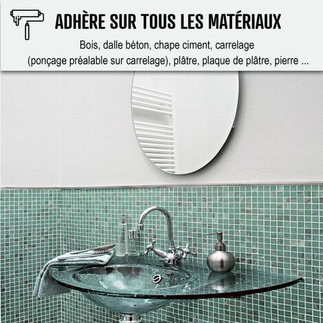 etancheite sous carrelage douche salle de bain cuisine impermeabilisation placo spec arcaspec arcane industries vert 5 kg