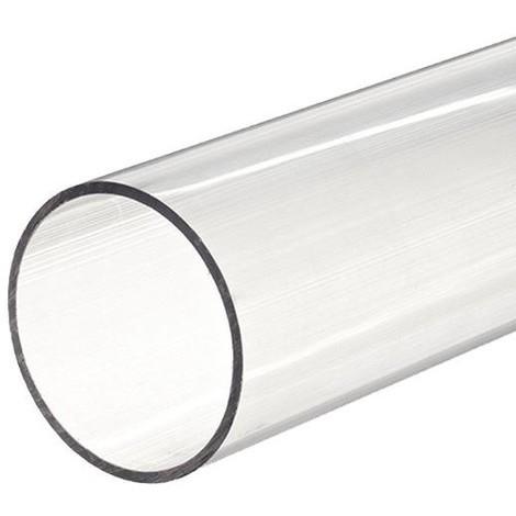 tube pvc rigide d50 transparent 16 b 2 5 m categorie tube pvc pression