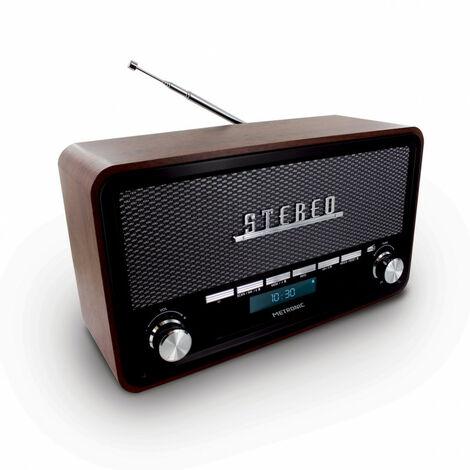 radio et enceinte pour salle de bain