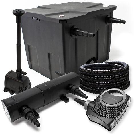pompe filtre uv jet d eau pour