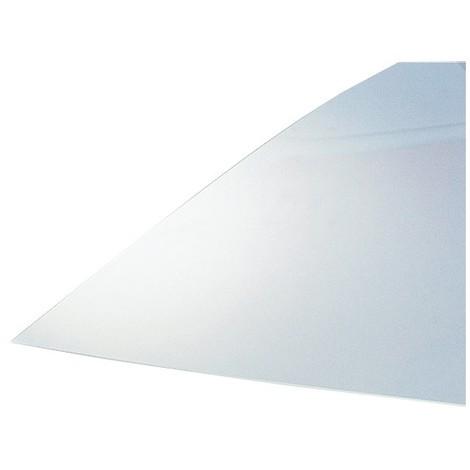 plaque pvc expanse blanc coloris