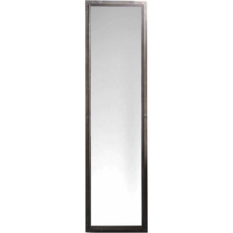 X 19.69''(appr.) contenuto della confezione: Specchio In Ferro Per Camera Da Letto Moderno Design Stile Moderno Metallo